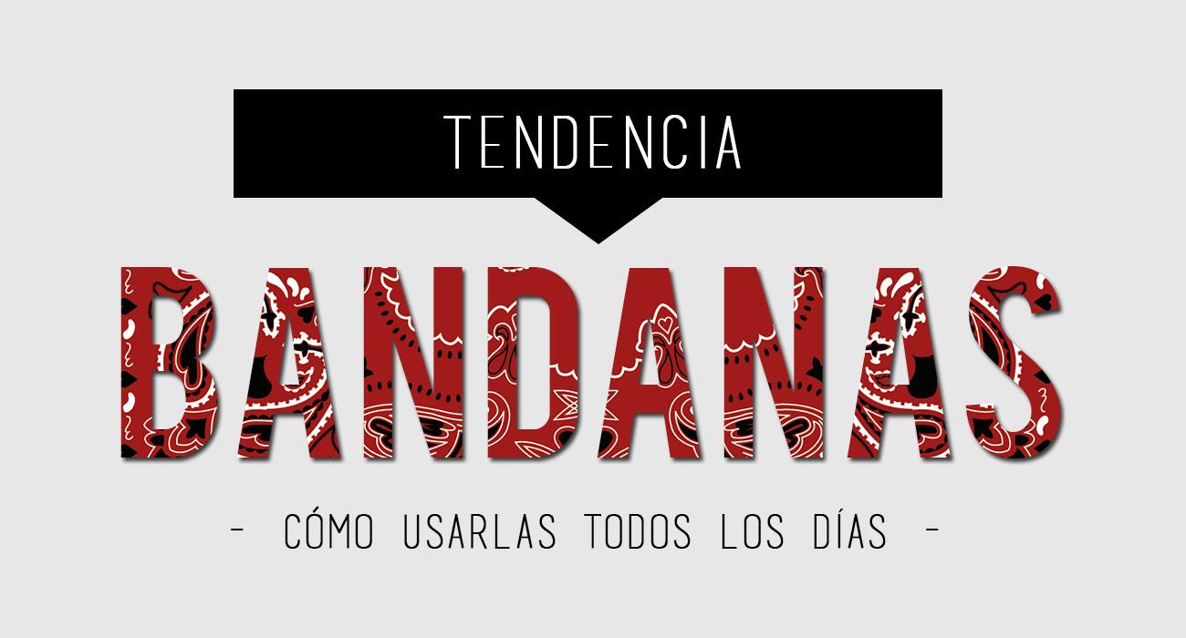 TENDENCIA: Las bandanas volvieron y podes usarlas todos los días