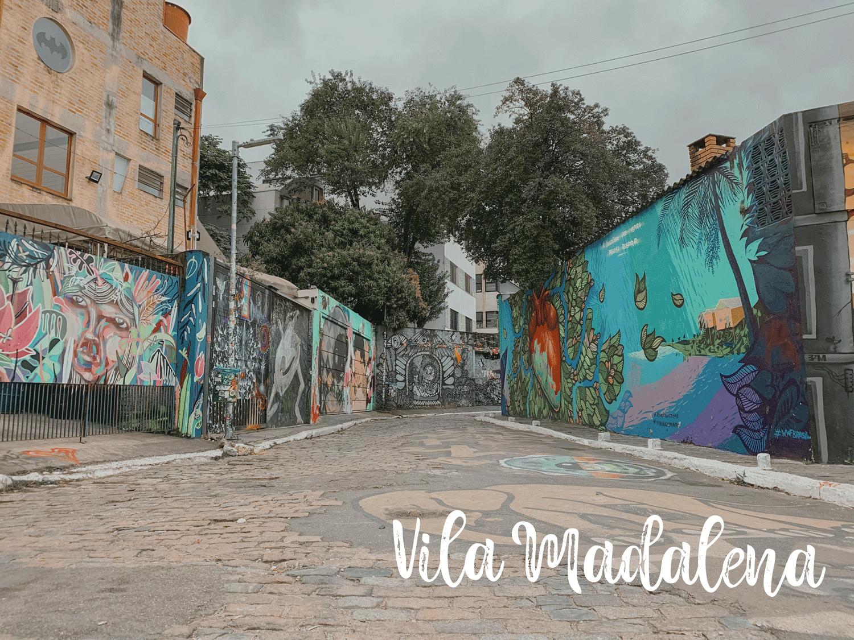 Pub crawl en Vila Madalena, São Paulo