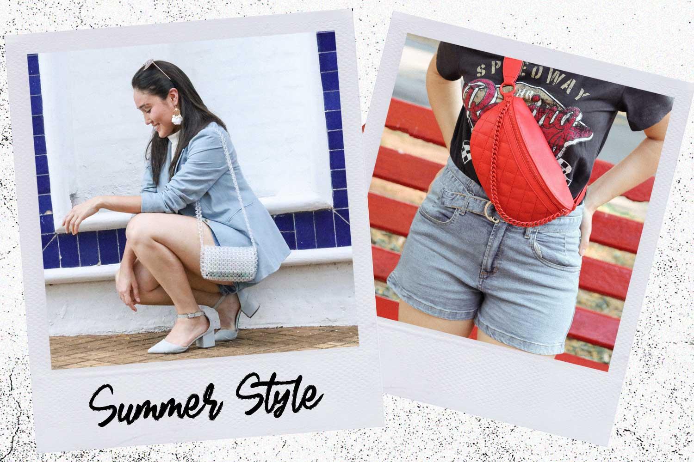 Summer Style: un short en distintos looks